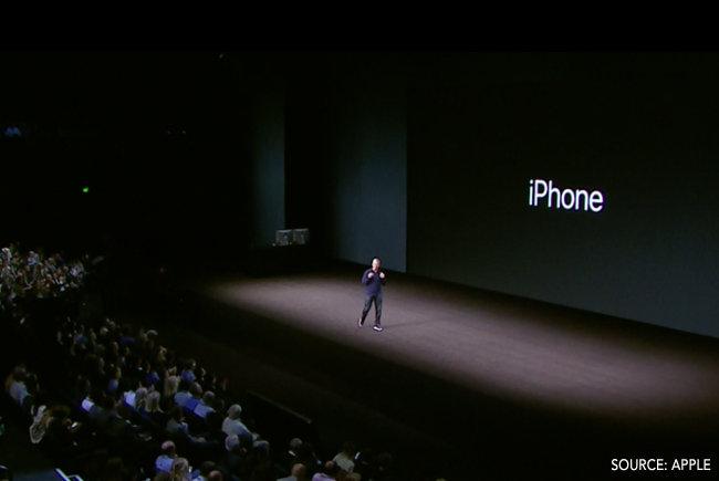 Apple iPhone 7 Keynote