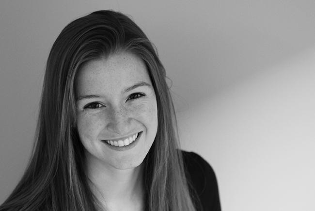 Catherine Turvey, Communications Associate