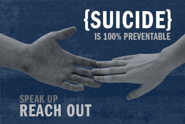 Image result for suicide prevention reach out