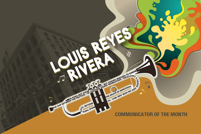 Louis Reyes Rivera
