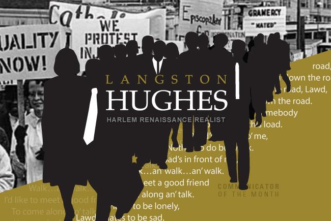langston hughes expression of racial disparities essay