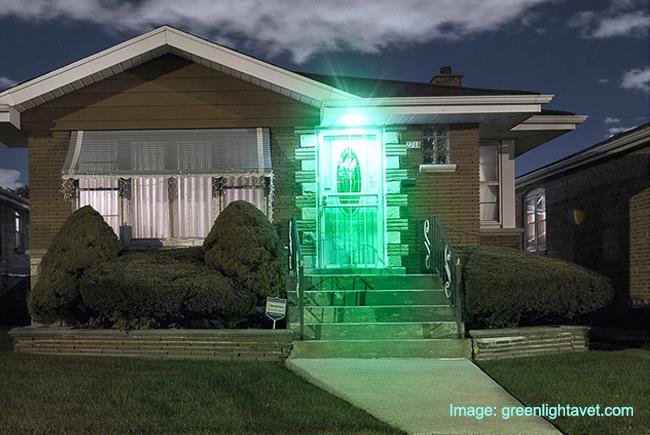 Green Light A Vet