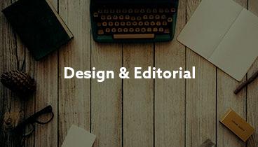 Design & Editorial