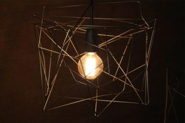 Light Bulb in Wire