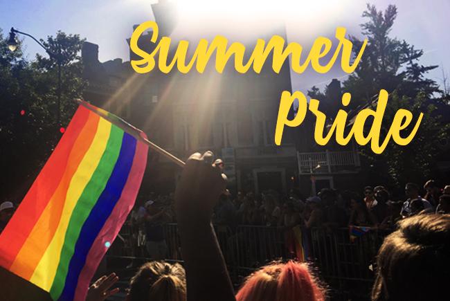 LGBTQ Gay Pride