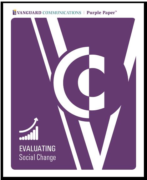 VC Purple Paper Evaluating Social Change