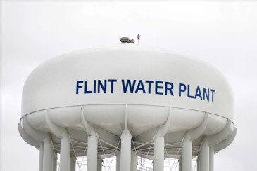 Flint Michigan Water Plant