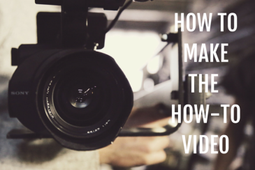 How To Video Blog