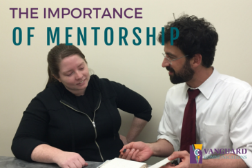 Mentorship at Vanguard